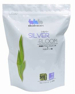 Wooly Silver 老兔飼料(4-6歲)